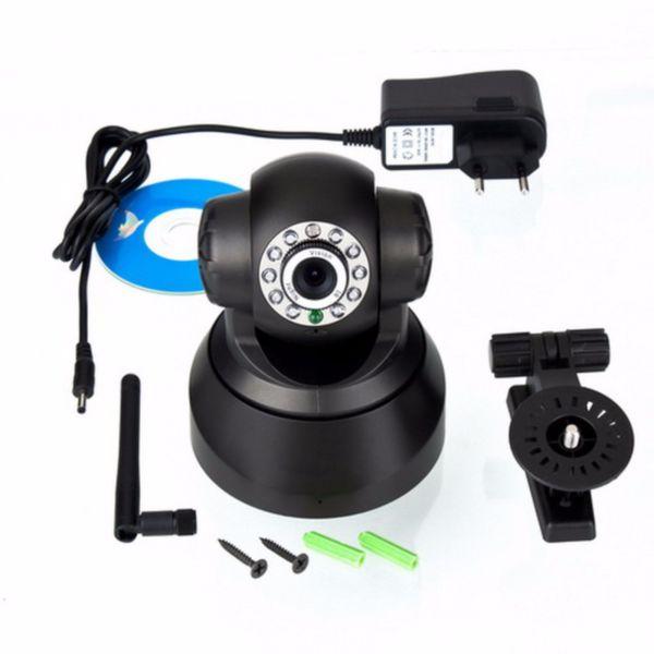 Как сделать камеру видеонаблюдения с помощью веб-камеры 478