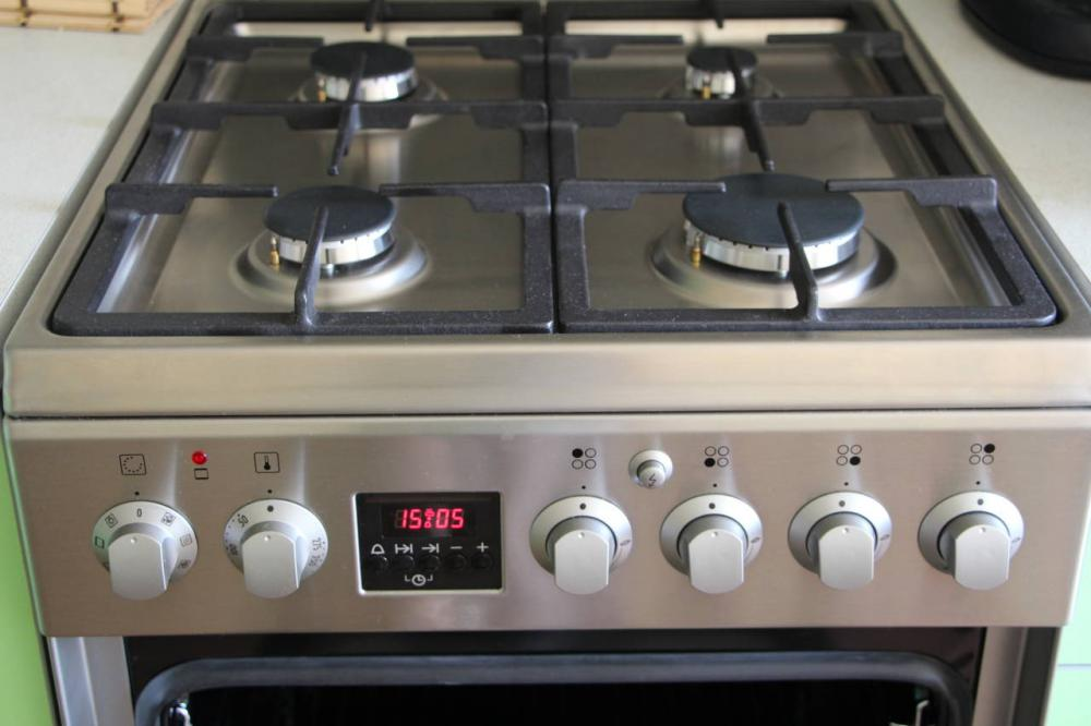 Ремонт бытовой газовой плиты своими руками 24