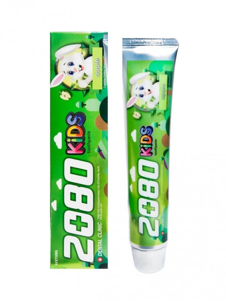 Зубная паста KeraSys Dental Clinic 2080 Kids Toothpaste Apple