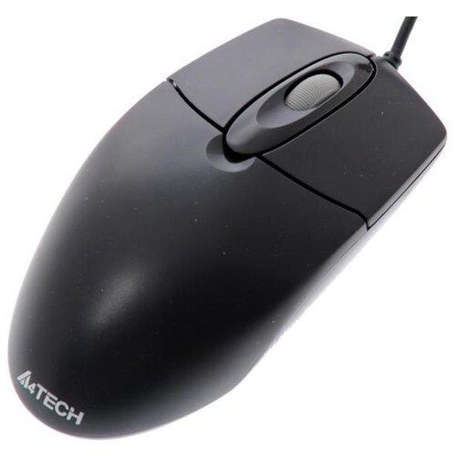 Мышь проводная A4TECH OP-720 USB BLACK