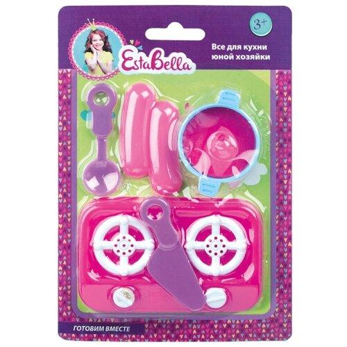 Набор EstaBella 64696 розовый/белый/фиолетовый