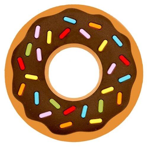 Прорезыватель Silli Chews Donut chocolate