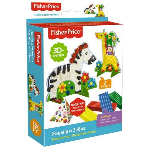 Пластилин Origami Fisher-Price
