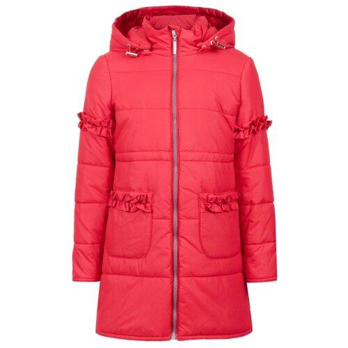 Пальто Stella M-471 размер 134, красный