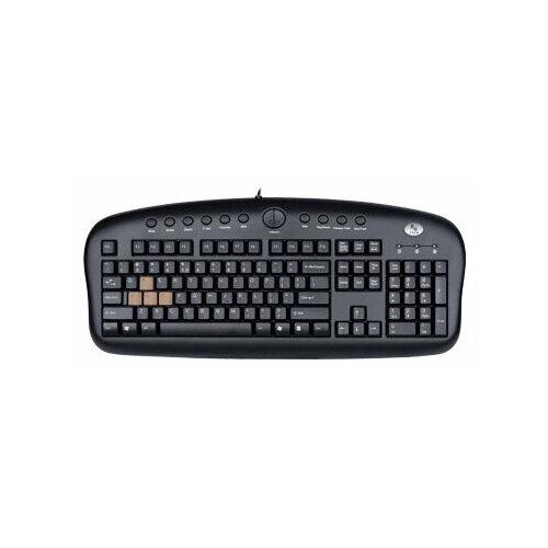 Клавиатура A4Tech KB-28G Black