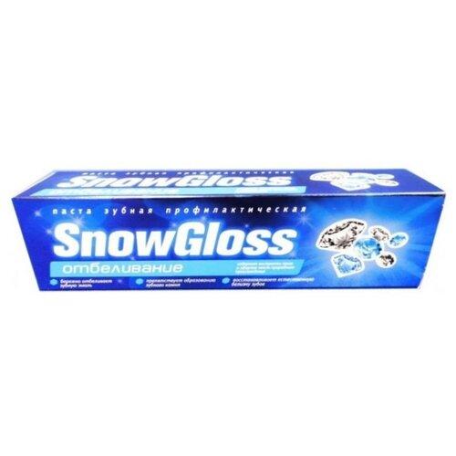 Зубная паста SnowGloss Отбеливание, 100 мл