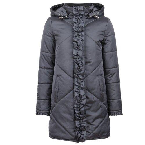 Пальто Stella 464 размер 128, серый
