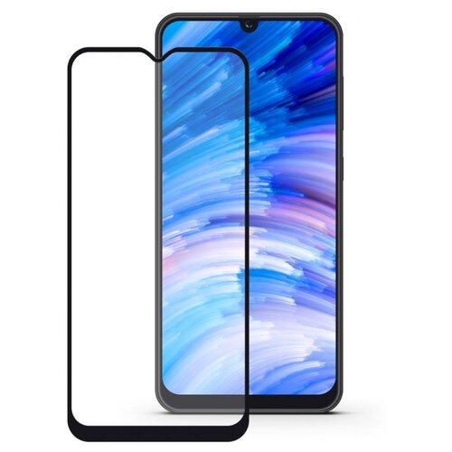 Защитное стекло Mobius 3D Full Cover Premium Tempered Glass для Samsung Galaxy A40 black