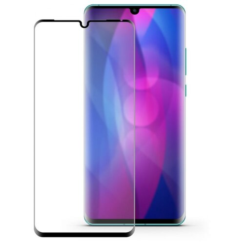 Защитное стекло Mobius 3D Curved Edge Premium Tempered Glass для Huawei P30 Pro black