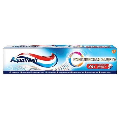Зубная паста Aquafresh Комплексная защита, 100 мл