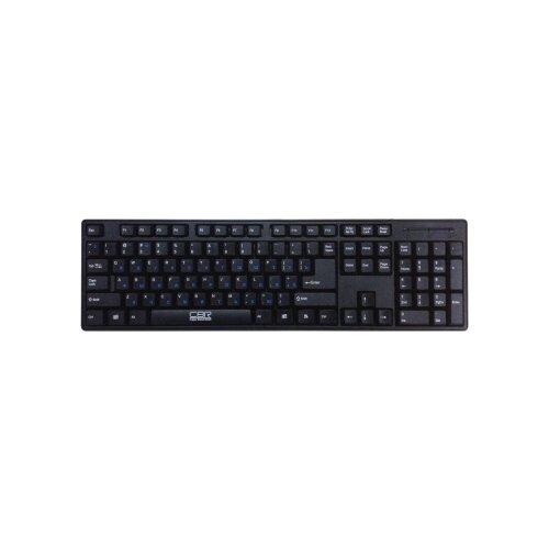 Клавиатура CBR KB 106 Black PS 2