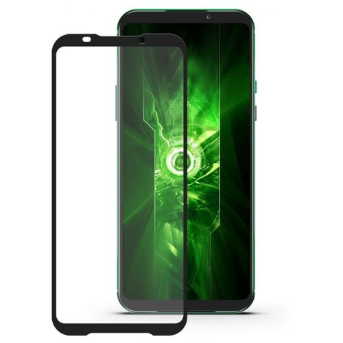 Защитное стекло Mobius 3D Full Cover Premium Tempered Glass для Xiaomi Black Shark 2 черный