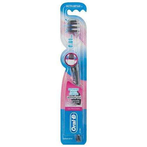 Насадка для зубной щетки ORAL-B BRAUN SENSETIVE CLEAN EB17S+SENSI ULTRA THIN EB60