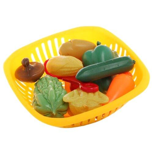 Набор продуктов игрушечный пицца продукты с посудой ESTABELLA Y5155422