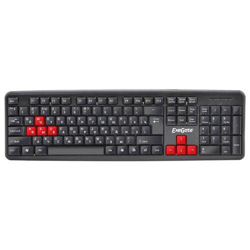 Клавиатура ExeGate LY-403 Black