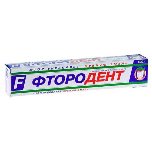 Зубная паста Весна Фтородент