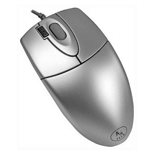 Мышь A4Tech OP-620D Silver USB