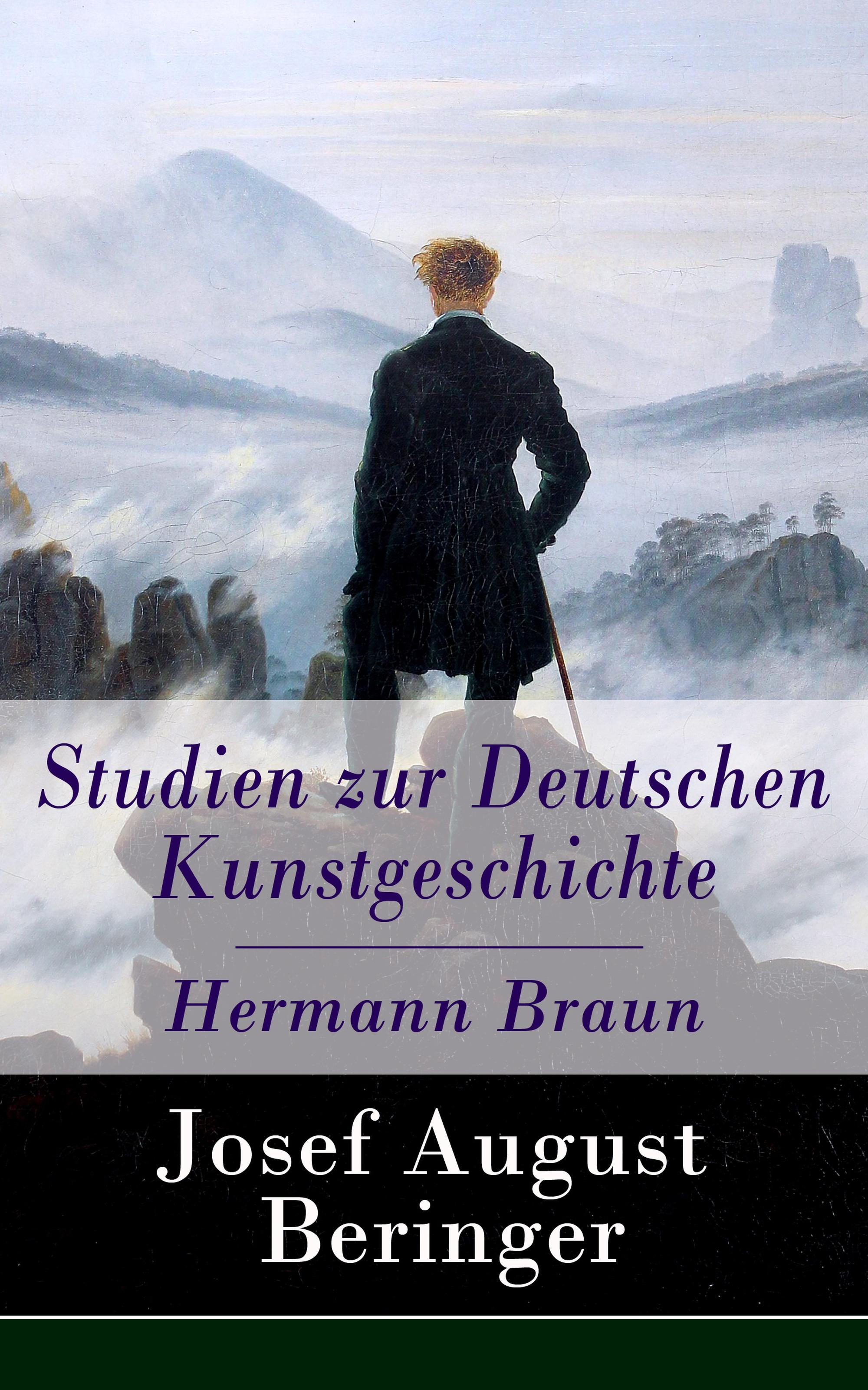 Studien zur Deutschen Kunstgeschichte - Hermann Braun