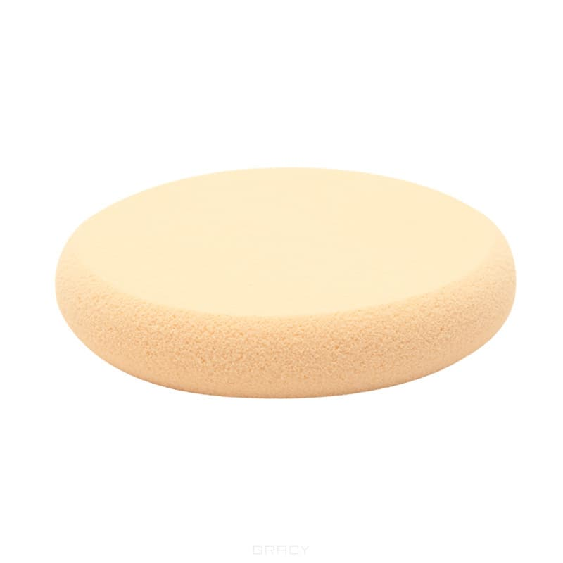 Спонж для нанесения макияжа утолщенный круглый Планет Нейлс