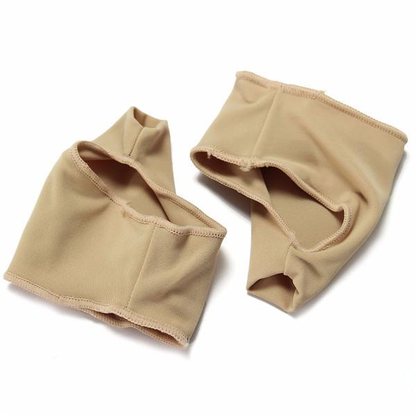 Пара по уходу за ногами ног бурсит большого пальца стопы ног рукава Protecter носки облегчить боль ортопедические