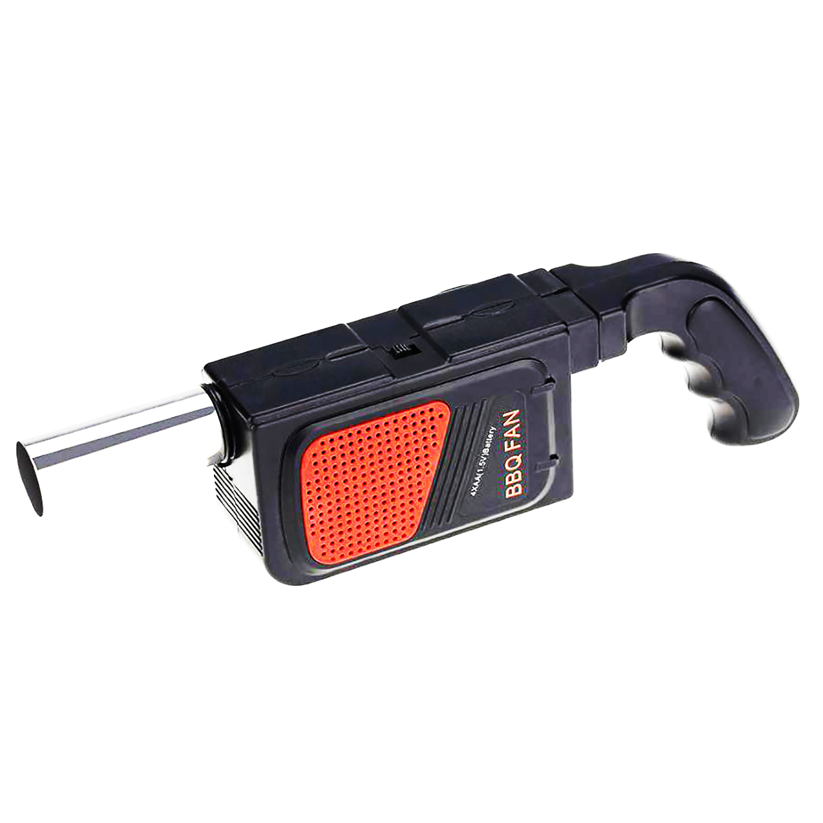 Электрический барбекю вентилятор воздуходувки На открытом воздухе Кемпинг гриль для пикника барбекю огонь Инструмент