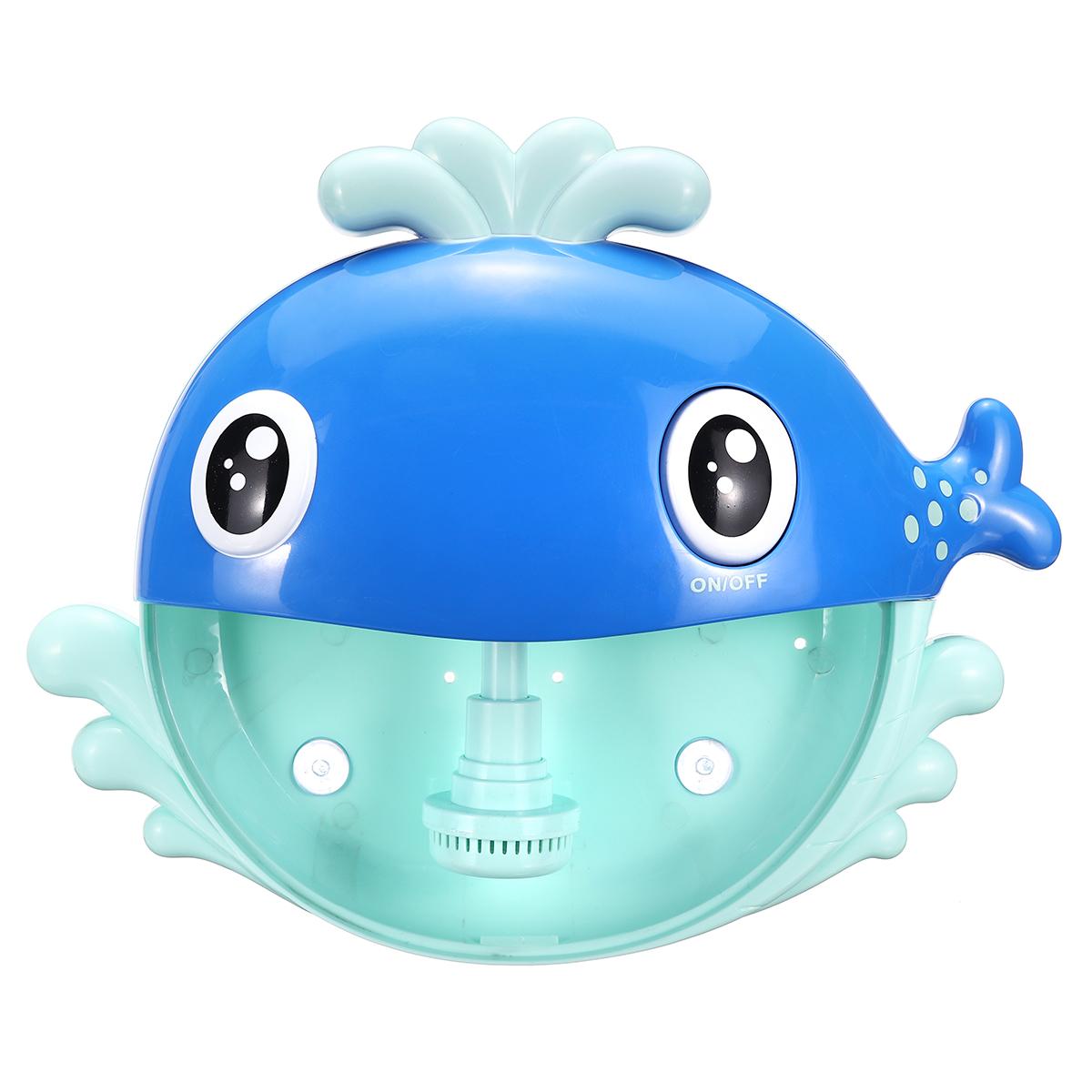 Кит Bubble Machine Электрический Автоматическая Чайник Воздуходувки Детские Дети Детская Ванна