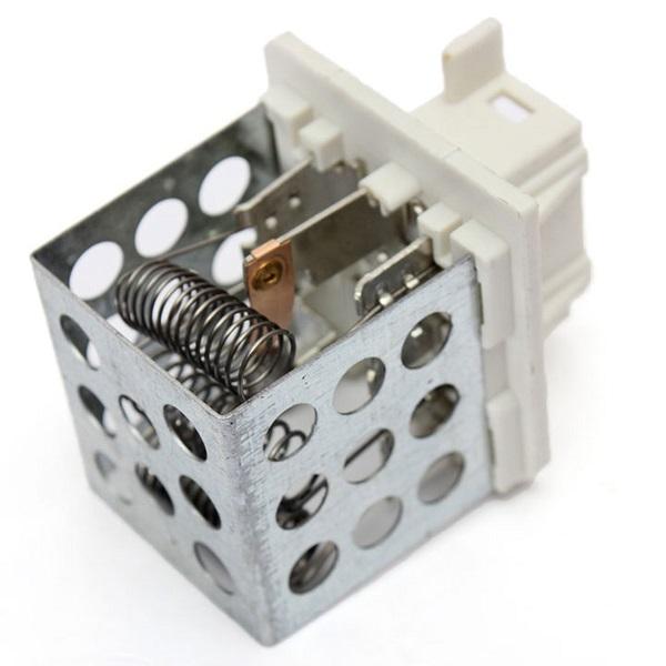 Автомобильный обогреватель вентиляторный двигатель воздуходувки резистор управления для Пежо