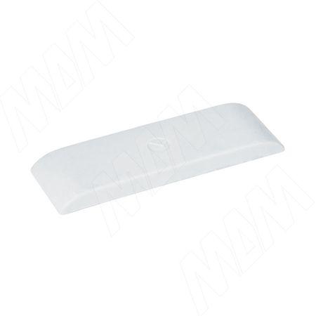 LIBRA CC2 Заглушка для навесов D12, пластик, белая (6 34610 10 WH)