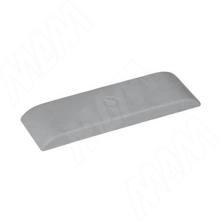 LIBRA CC2 Заглушка для навесов D12, пластик, серая (6 34610 10 GR)