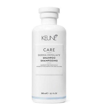 Keune Шампунь Care Derma Exfoliate Shampoo Отшелушивающий, 300 мл