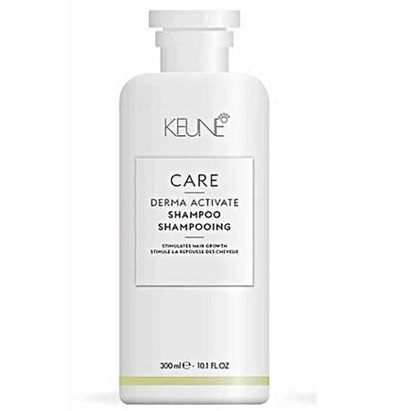Keune Шампунь Care Derma Activate Shampoo против Выпадения Волос, 300 мл