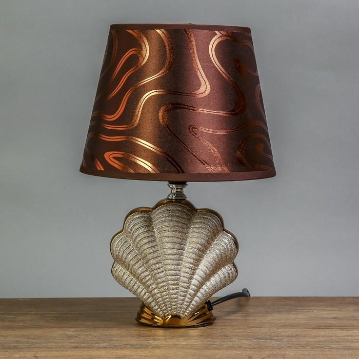 Лампа настольная керамика \