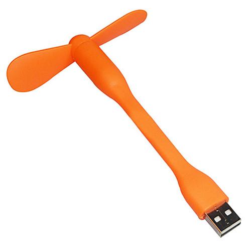 Мини мобильный USB-вентилятор охлаждения гибкий гусиная шея воздуходувки для настольных ПК компьютер ноутбук ноутбук планшет