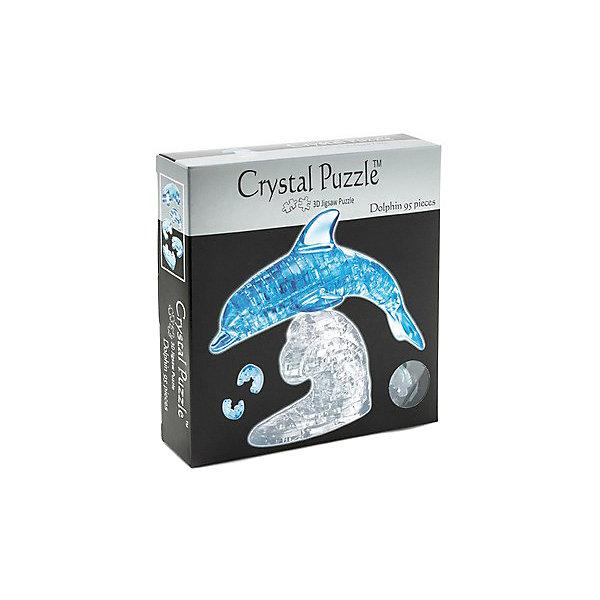 Головоломка Crystal Puzzle Дельфин