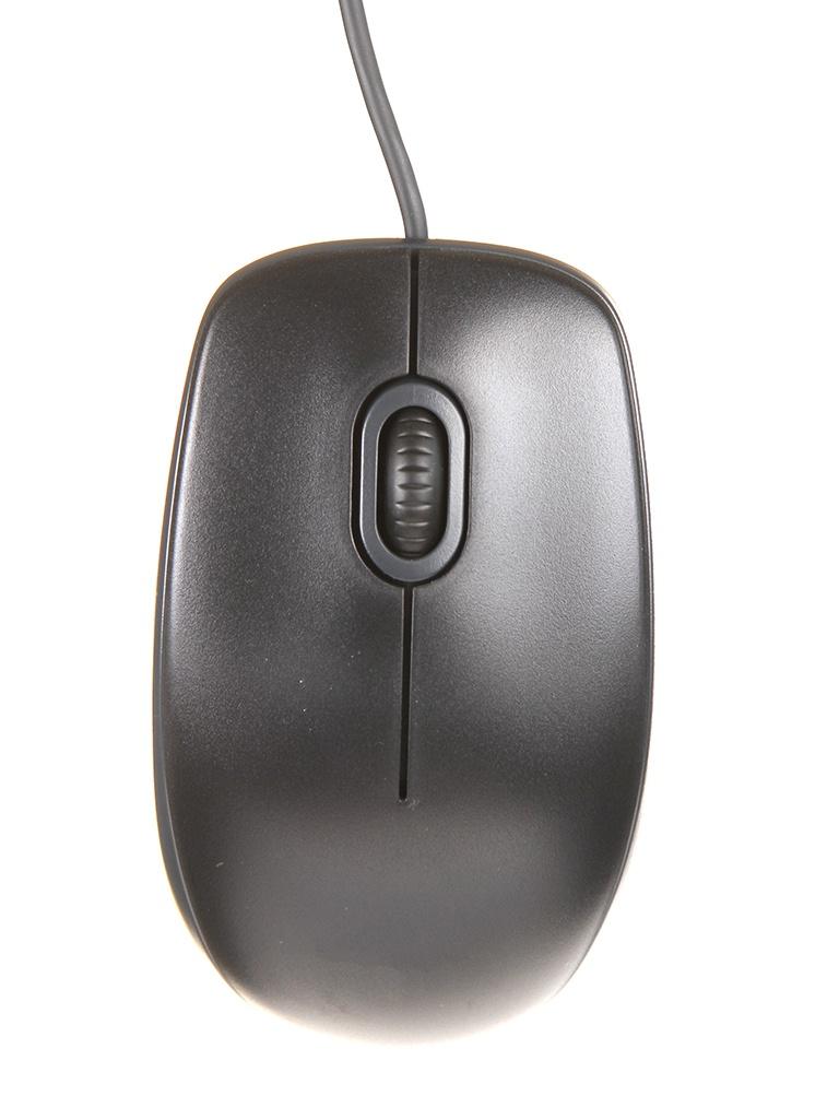 Мышь проводная LOGITECH B100