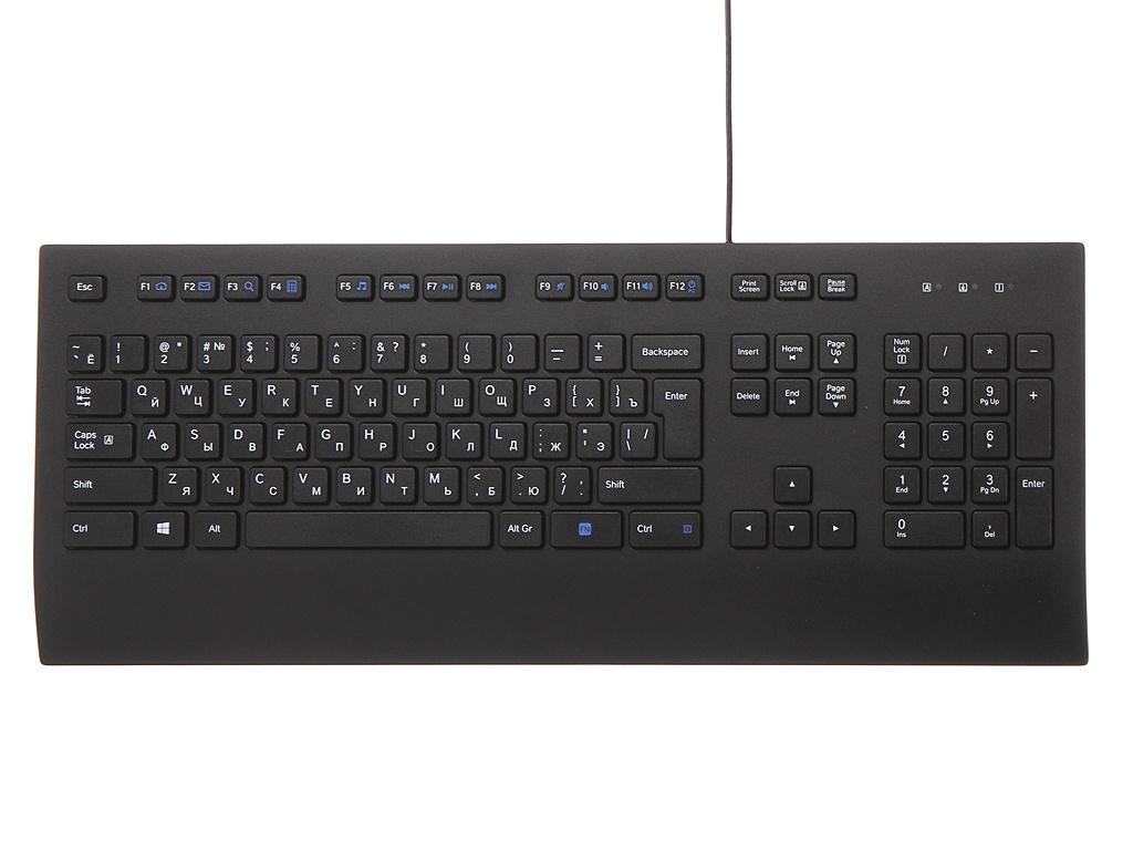 Клавиатура проводная LOGITECH K280E