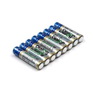 Батарейка AAA - Dialog R03P-8S (8 штук)