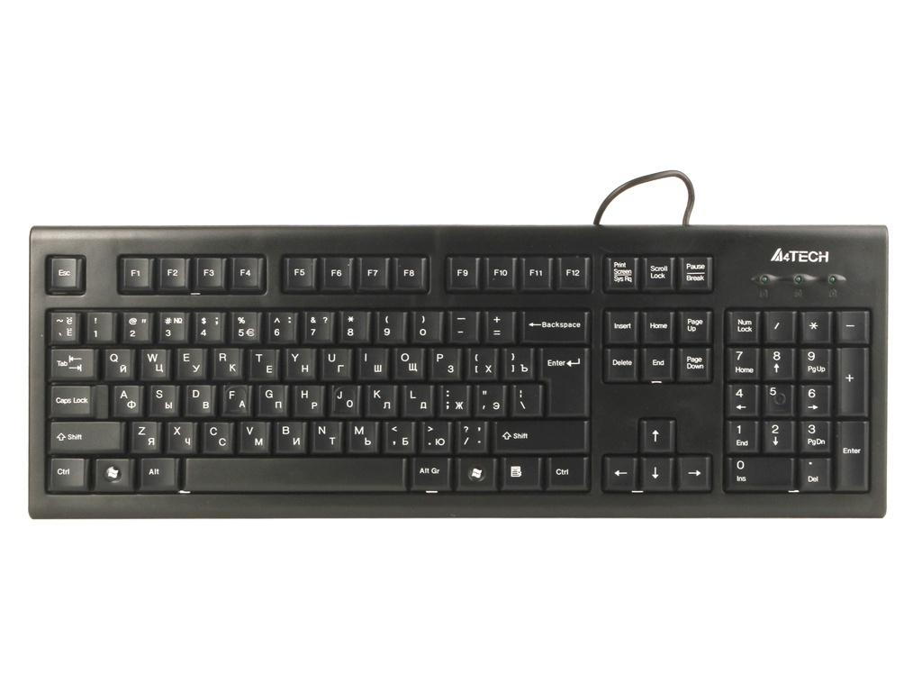Клавиатура проводная A4TECH KR-85