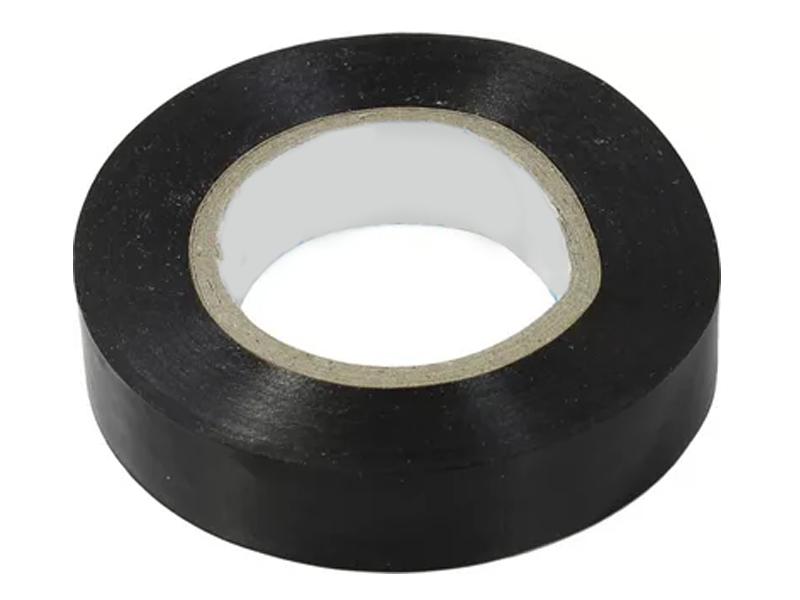 Изолента SmartBuy 0.13x15mm 20m Black SBE-IT-15-20-b