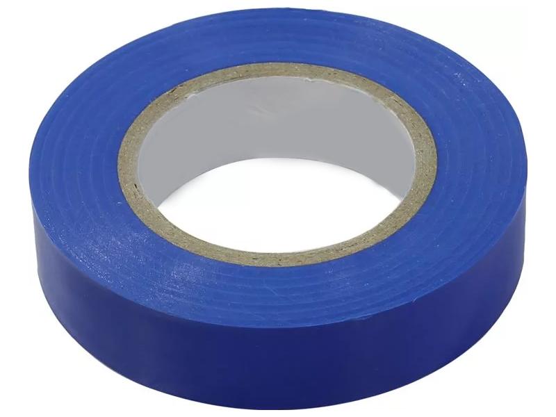 Изолента SmartBuy 0.13x15mm 20m Blue SBE-IT-15-20-db