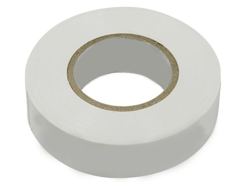 Изолента SmartBuy 0.18x19mm 20m White SBE-IT-19-20-w