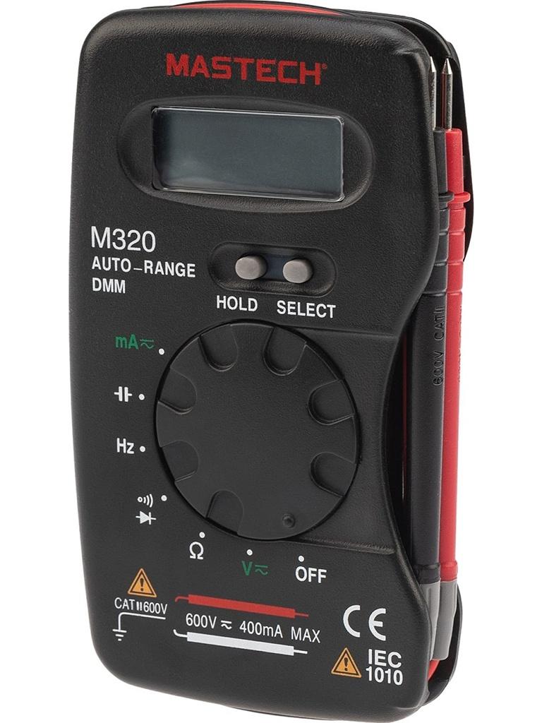 Мультиметр MASTECH M320