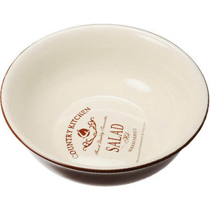 Салатник Terracotta Кухня в стиле Кантри (TLY308-CK-AL)