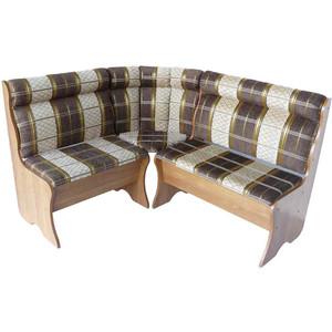 Кухонный угловой диван Гамма Уют 170х136 шенилл