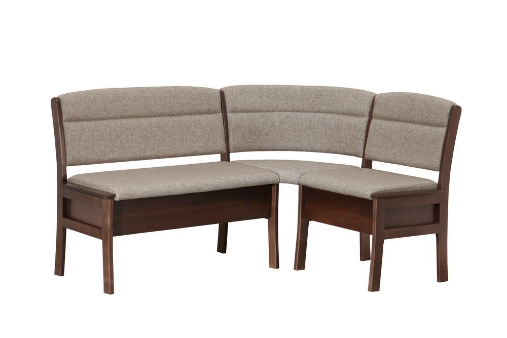 Кухонный угловой диван Этюд 2-1 облегченный