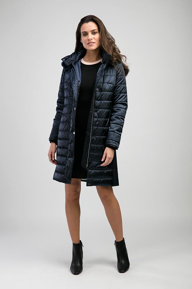 Женское итальянское демисезонное пальто