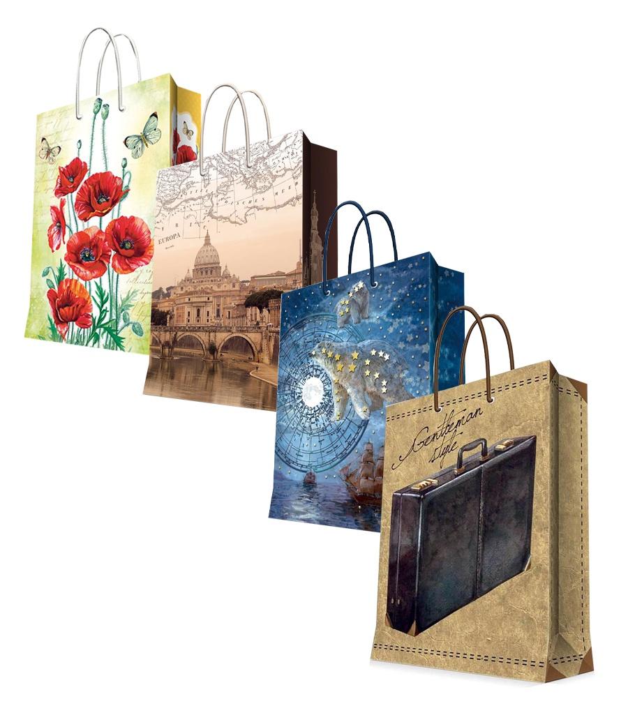 Удачи, открытки и пакеты подарочные