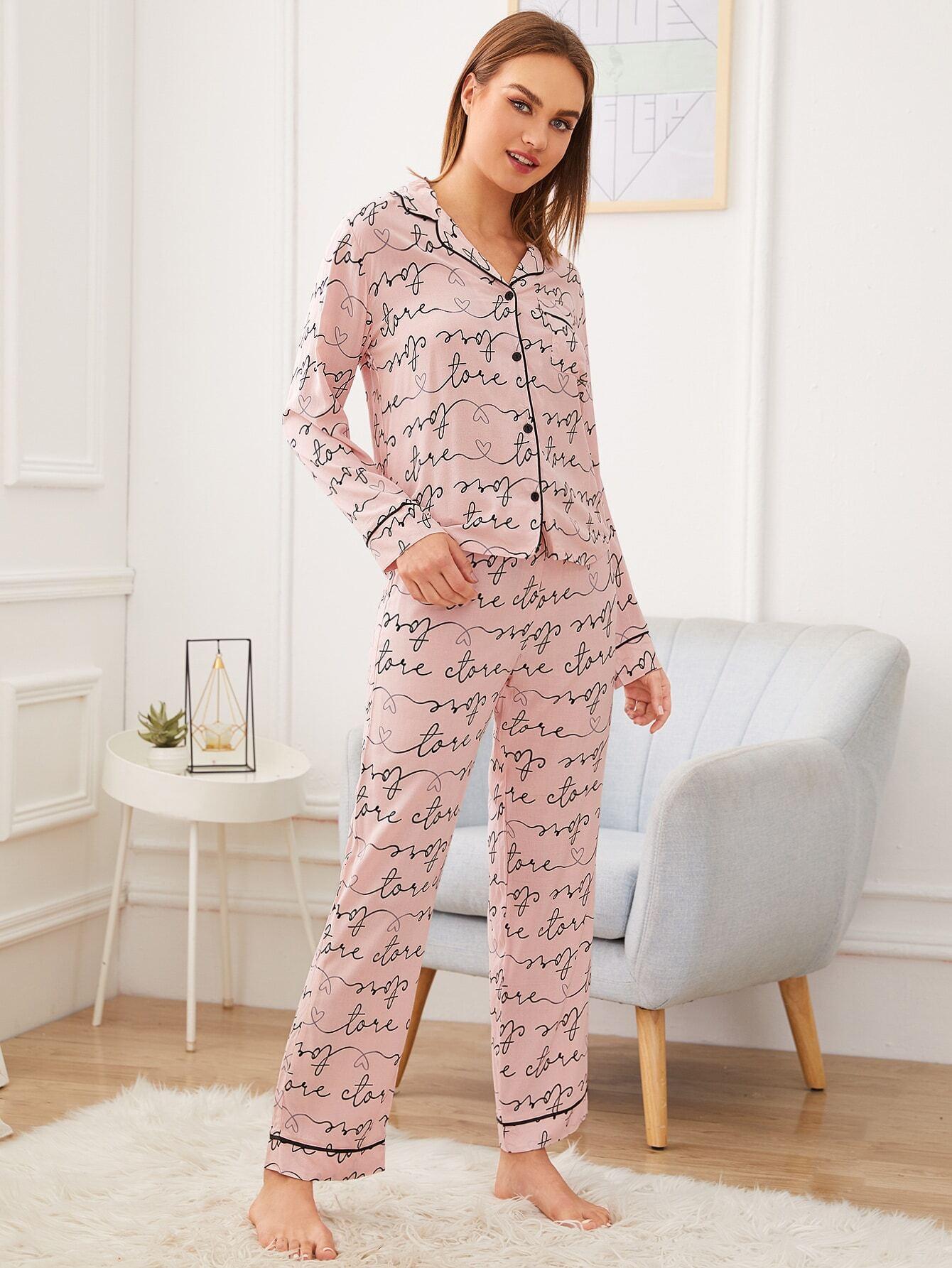 купить пижаму на пуговицах