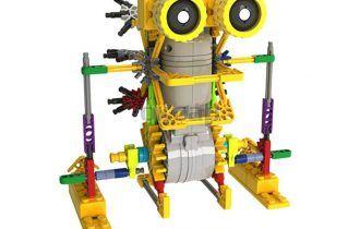 Подвижный конструктор для детей