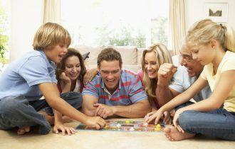 7 видов настольных игр